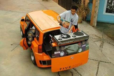 Dj ambulante